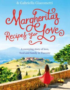 Book Reviews : Margherita's Recipes For Love