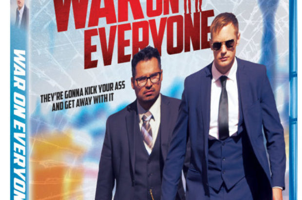 GIVE AWAY ON DVD RELEASE :WAR ON EVERYONE