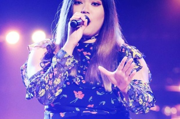 FANS GET BEHIND BRISBANE LIZ CONDE ON THE VOICE