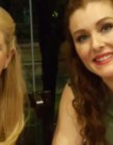 LUCY DURACK AND JEMMA RIX TO TRAVEL DOWN THE YELLOW BRICK ROAD