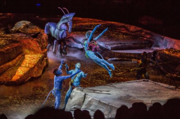 TORUK – The First Flight by Cirque du Soleil