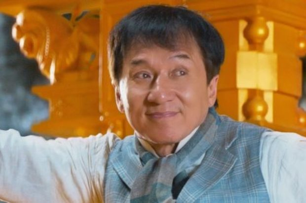 FILM NEWS JACKIE CHAN IN KUNG FU YOGA