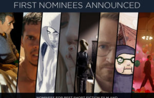 AACTA NOMINEES FOR SHORT FICTION AND ANIMATION FILM