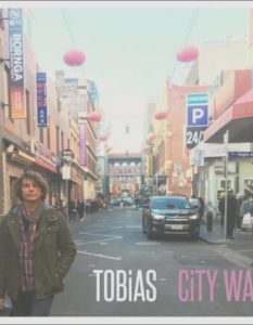 TOBiAS Releases New Album and Tour Dates