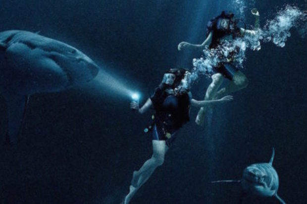 CINEMA RELEASE: 47 METRES DOWN