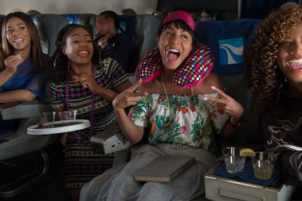CINEMA RELEASE REVIEW : GIRLS TRIP