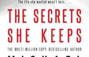 Book Reviews :The Secrets She Keeps by Michael Robotham