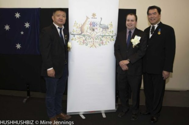 Australian Citizenship Ceremony Hosted by WAMCI 2017