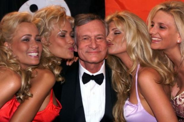 PLAYBOY MASTER HUGH HEFNER HAS PASSED ON AT 91