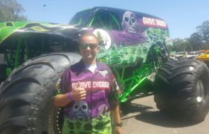 BRISBANE MONSTER JAM TRUCKS BLAZE BACK IN OCTOBER