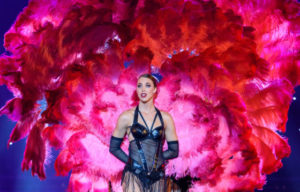 MOULIN ROUGE STAR BRINGS PARISIAN