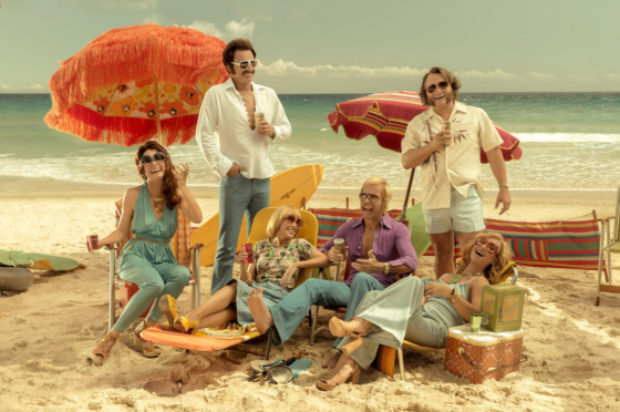 STEPHAN ELLIOTT'S  NEW FILM :SWINGING SAFARI