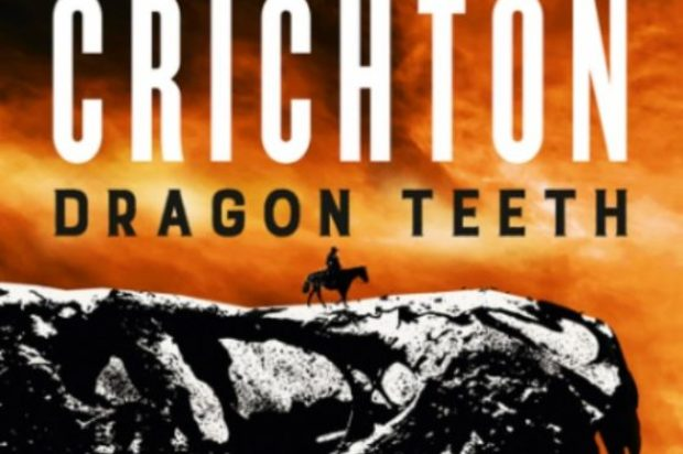 Book Review : Dragon Teeth by Michael Crichton