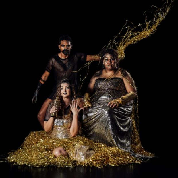 The Aboriginal Centre for the Performing Arts presents: TROJAN WOMEN