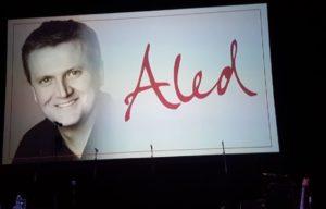 Live In Concert  Review Welsh Singer Aled Jones