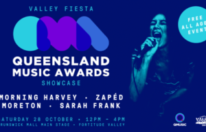 VALLEY FIESTA CELEBRATES QUEENSLAND MUSIC