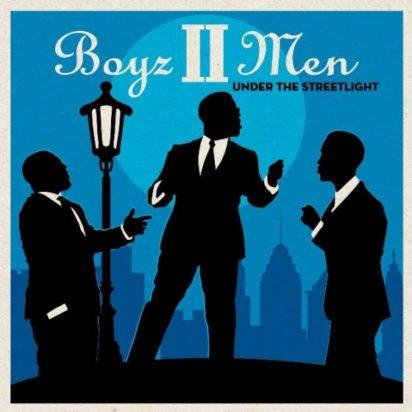 BOY II MEN RELEASE NEW ALBUM UNDER THE STREETLIGHT