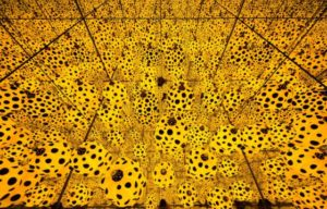 'Yayoi Kusama: Life is the Heart of a Rainbow' opens at GOMA