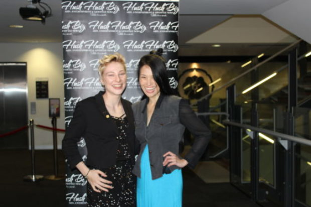 Social Pics Screen Industry Events Pitch Comp Night