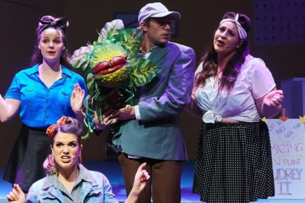 On Centre Stage: Little Shop of Horrors