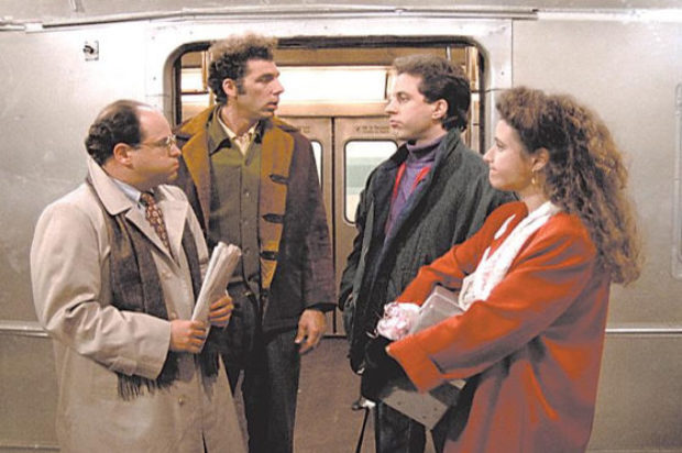 Seinfeld Now Available to Download And Own!