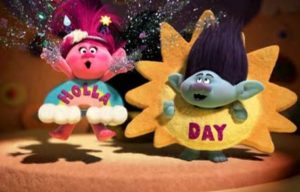 DREAMWORKS 'TROLLS HOLIDAY' SOUNDTRACK IS OUT NOW