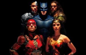 CINEMA RELEASE: JUSTICE LEAGUE