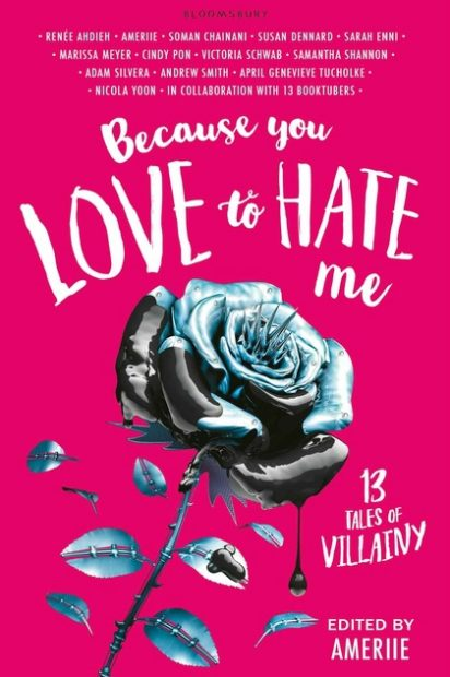 Book Review: Because You Love To Hate Me