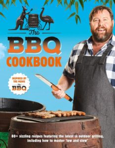 Book Review: The BBQ Cookbook: Inspired by the Movie 'The BBQ'