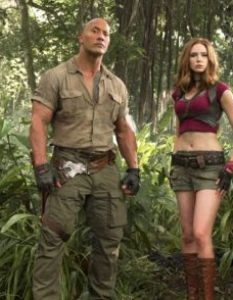 CINEMA RELEASE: JUMANJI: WELCOME TO THE JUNGLE