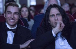 CINEMA RELEASE: THE DISASTER ARTIST