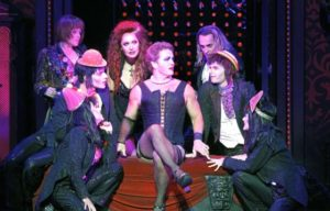 CRAIG McLACHLAN NO LONGER FRANKFURTER IN ROCKY HORROR SHOW
