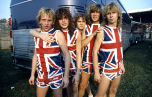 ICONIC DEF LEPPARD ALBUMS MAKE STREAMING/DOWNLOAD DEBUT