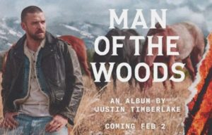 NEW PERSONAL ALBUM ANNOUNCED BY JUSTIN TIMBERLAKE