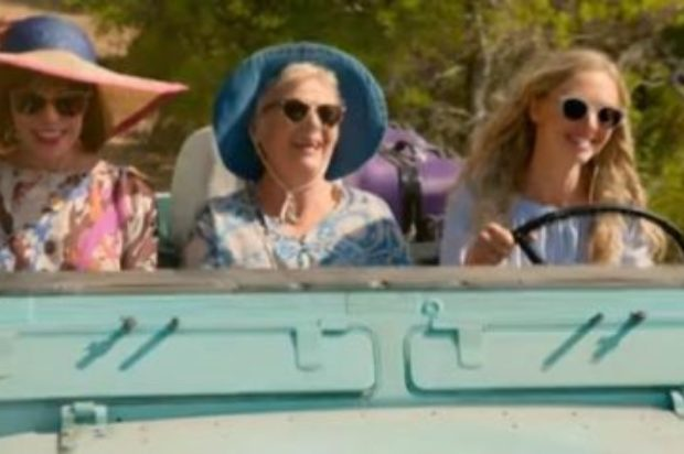 MAMMA MIA! HERE WE GO AGAIN – IN CINEMAS JULY 19