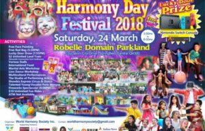 Harmony Day Festival 2018
