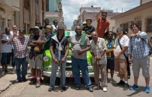 QA WITH INTERNATIONAL MUSICAL BAND : HAVANA MEETS KINGSTON