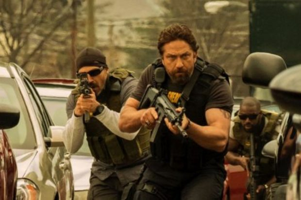 CINEMA REVIEW: DEN OF THIEVES