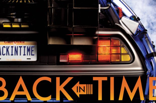 FOXTEL ARTS PRESENT A GREAT DOC AS TO BACK TO FUTURE FILMS