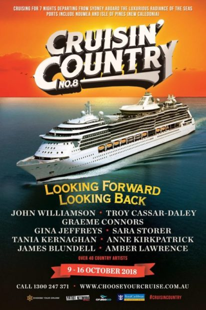 ACCLAIMED HIGH SEAS COUNTRY MUSIC FESTIVAL CELEBRATES AUSTRALIAN COUNTRY MUSIC