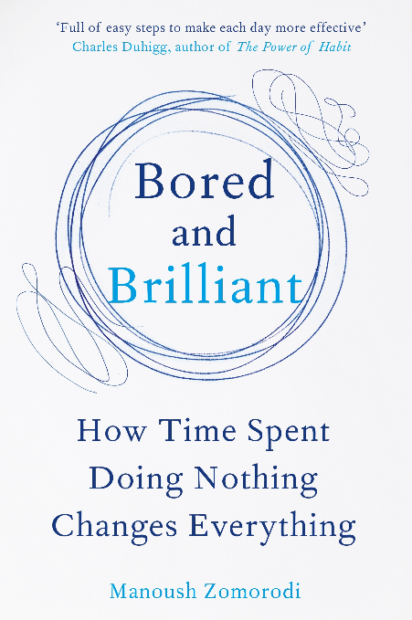 Book Review: Bored and Brilliant