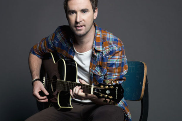 Q&A with Aussie Star Damien Leith