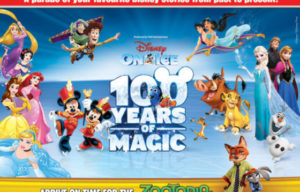 NEW SHOW ADDED TO DISNEY ON ICE CELEBRATION OF 100 YEARS OF DISNEY MAGIC