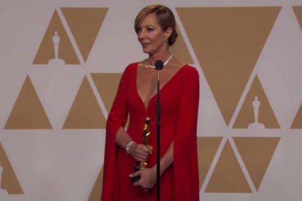 Allison Janney Backstage Praises Margot Robbie