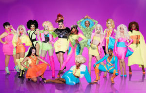 RUPAUL DRAG RACE ON STAN MARCH 23RD