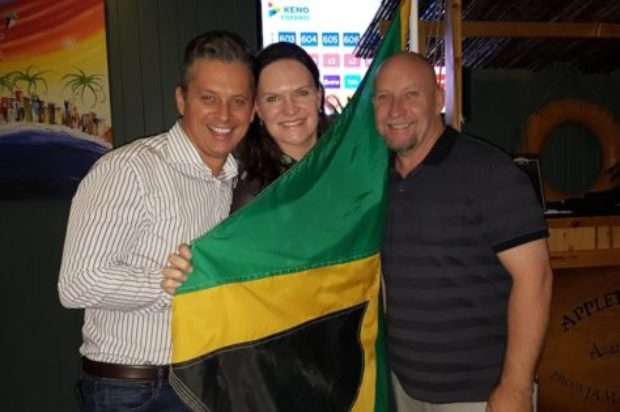 OFFICIAL OPENING FOR JAMAICA KICKS OFF AT HELM BAR