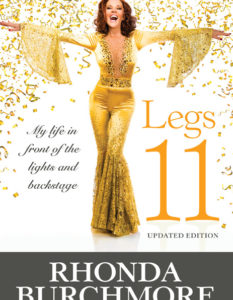 BOOK ALERT : RONDA BURCHMORE IS LEGS 11