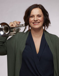 Introducing Australasia's FIRST AND ONLY Female Principal Trumpet Player