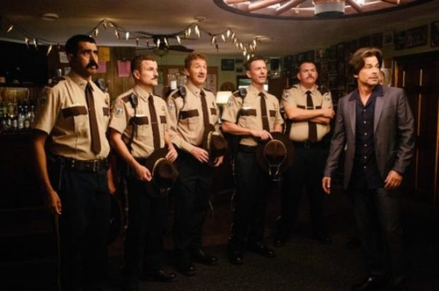 CINEMA REVIEW: SUPER TROOPERS 2