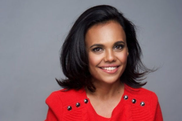 MIRANDA TAPSELL AND DIRECTOR WAYNE BLAIR IN NEW AUSTRALIAN FILM TOP END WEDDING